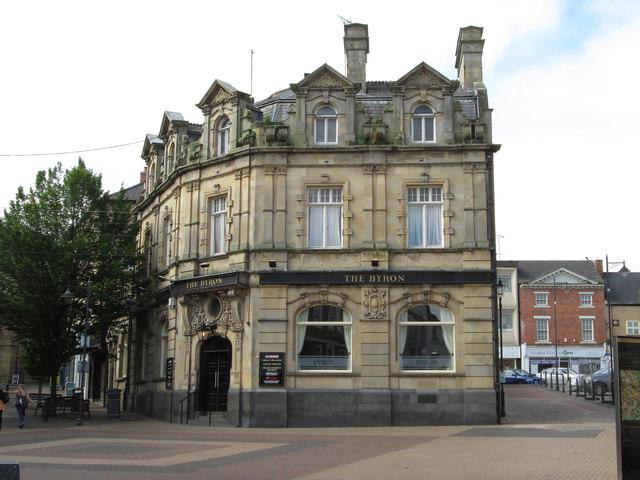 Mansfield - The Byron (pub)
