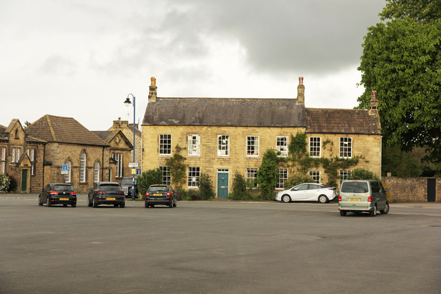 Market Place and Ivydene