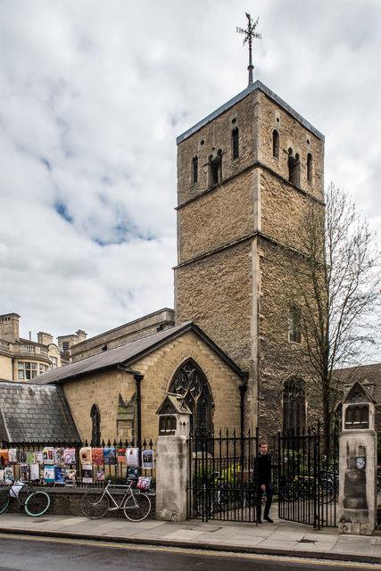 St.Benet, Cambridge