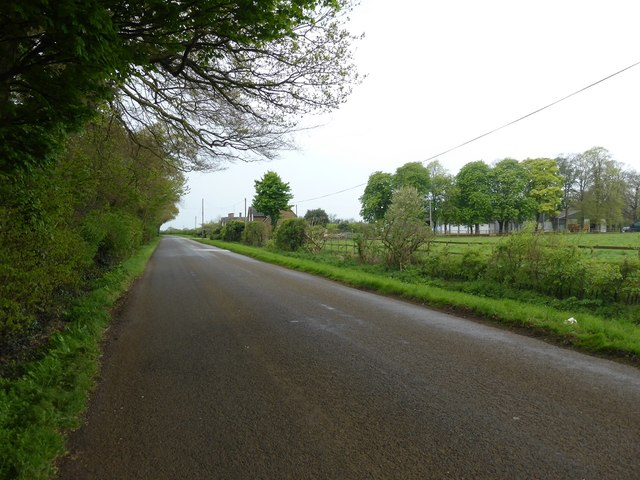 Sugarswell Lane, near Sun Rising