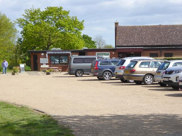 Bredfield village shop