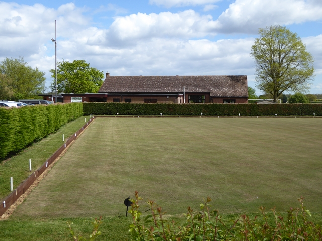 Bowling green at Bredfield