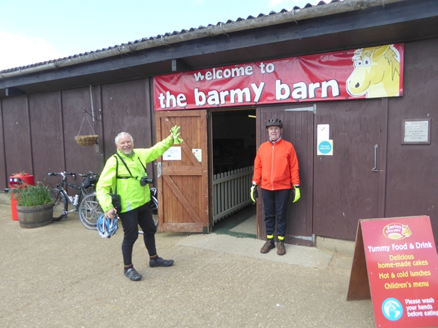Welcome to the Barmy Barn!