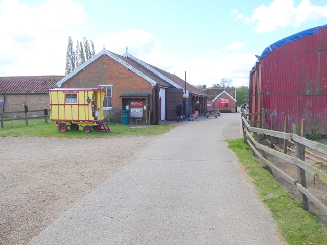 Easton Farm Park