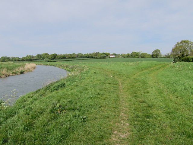 River Rother near Newenden