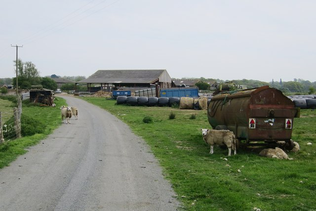 Maytham Wharf Farm