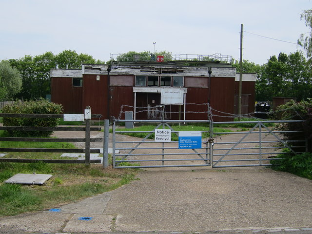 Maytham Farm Water Treatment Works