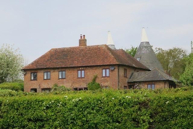 Thornden Oasts, Thornden Lane, Rolvenden Layne