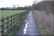 TL4258 : Wimpole Way by N Chadwick