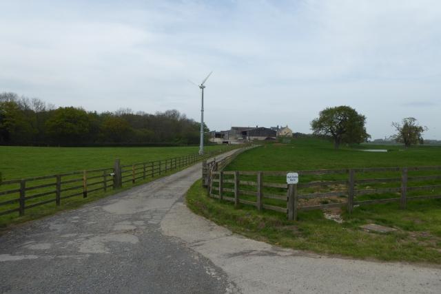 Hall Parks Farm