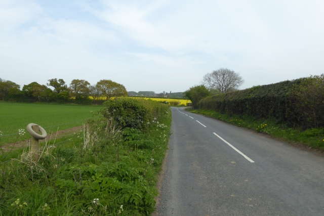 Approaching Rudgate