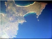 NM1353 : Crossapol Bay, Coll by M J Richardson