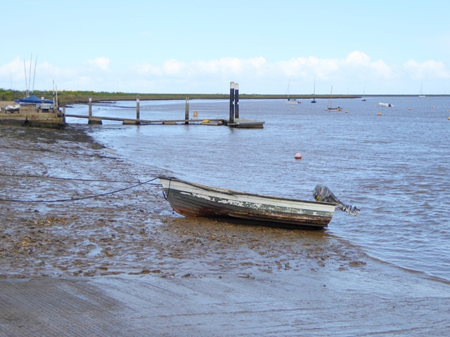 The waterfront at Orford