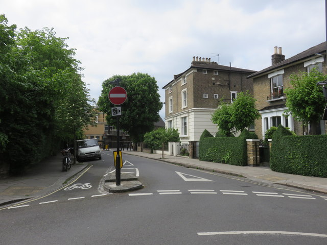 Bartholomew Road, Kentish Town