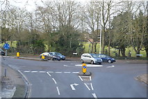 TL4458 : A1303 / A1134 junction by N Chadwick