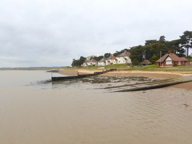 Waterfront at Bawdsey