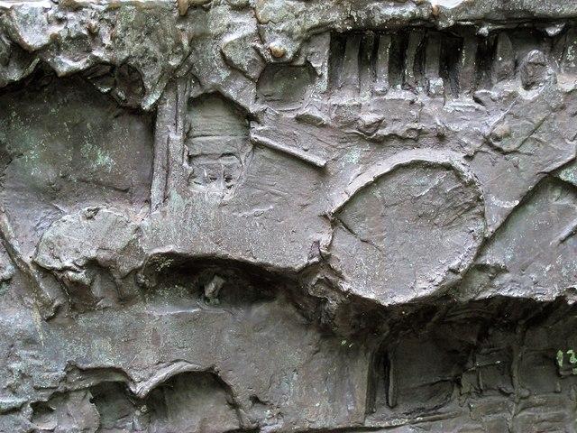 The Hampstead Figure - detail