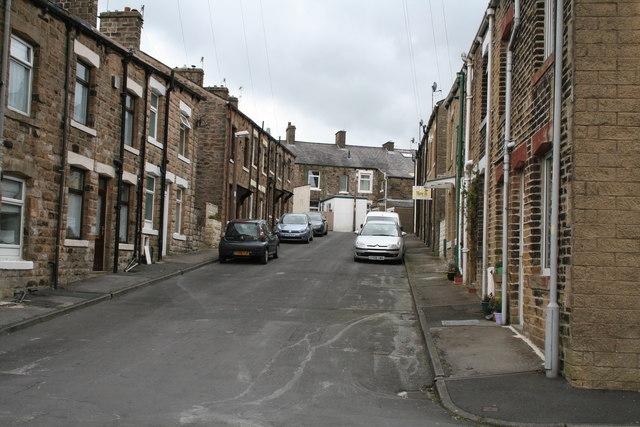 Barnoldswick: Alice Street