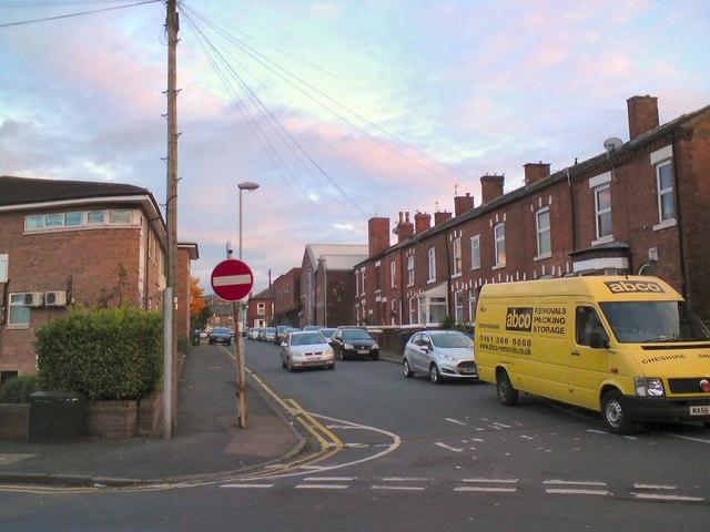 Thornley Street
