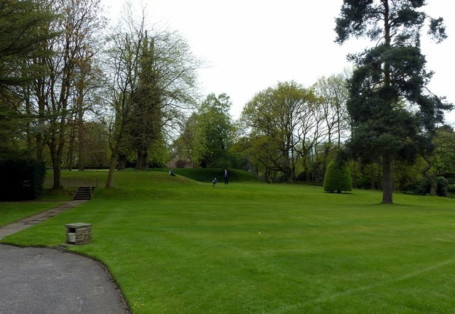 Gardens at Gawsworth Hall