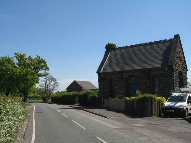 Vyrnwy Aqueduct Valve House