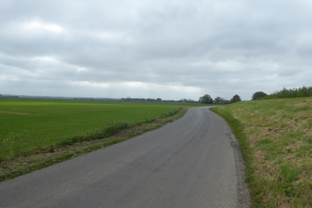 Road to East Butterwick
