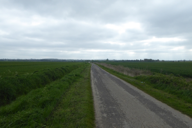 Road from Burringham