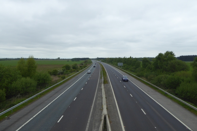 M181 Northbound
