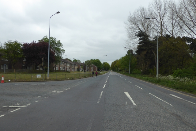 A closed Scotter Road