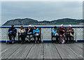 SH7883 : On Llandudno Pier : Week 19