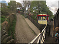 SE0538 : KWVR - Level crossing at Damems by Stephen Craven