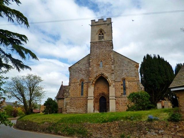 Hannington Church