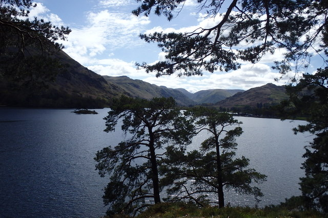 On The Ullswater Way