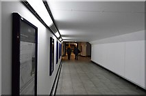 SX4755 : Underpass, Plymouth Station by N Chadwick