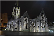 SX4854 : Charles Church lit up by N Chadwick