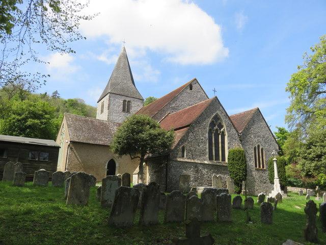 St John the Baptist Church, Findon