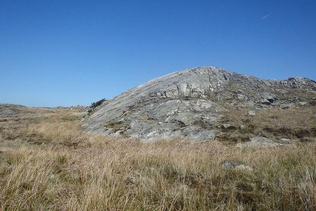 Flat Crag, Garner bank