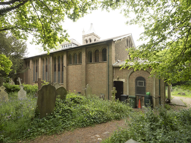 St Peter in the Forest, Walthamstow