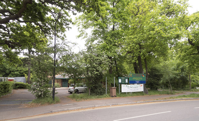 St Peter in the Forest, Walthamstow - Church centre