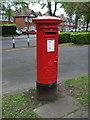 SP1081 : George V postbox on Southam Road, Birmingham by JThomas