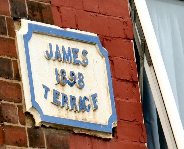 James Terrace 1898