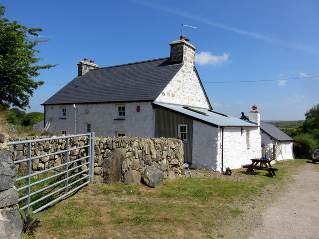 Old farmhouse restoration