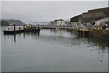 SX4853 : Mount Batten Ferry Pier by N Chadwick