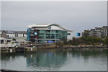 SX4854 : National Marine Aquarium by N Chadwick