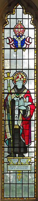 St George, Bickley - Stained glass window