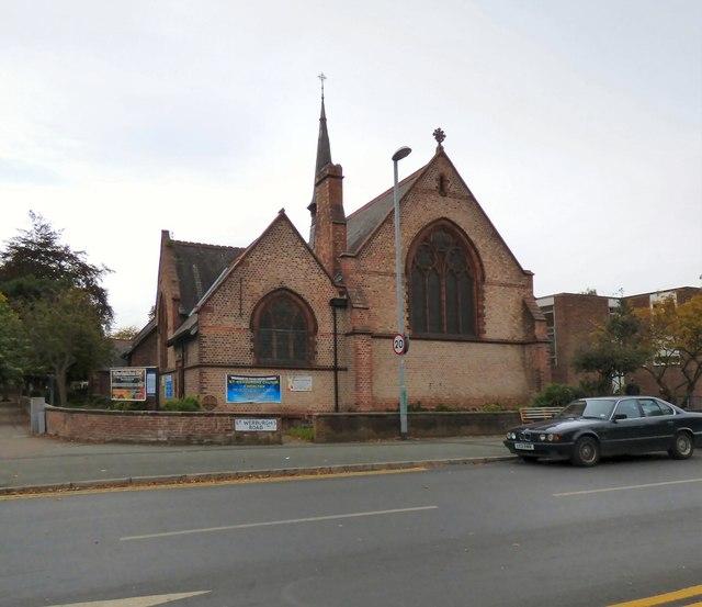 St Werburgh's, Chorlton cum Hardy