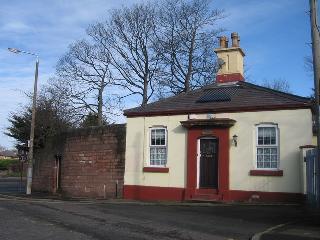 Bankfield House Lodge, Bankfield Rd