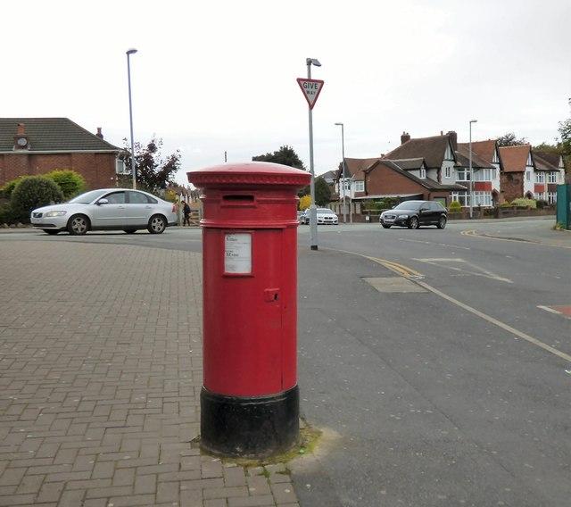 Anonymous postbox (M21 653)