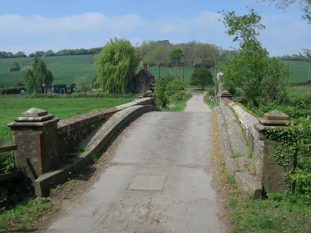 Bridge over Ashbourne