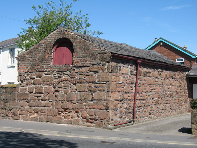 Old Sandstone Building